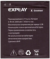 Аккумулятор Explay A500/ Atlant/ X-tremer 2000mAh Ф4031423